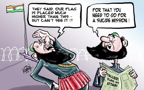 LONGEST FLAG !!
