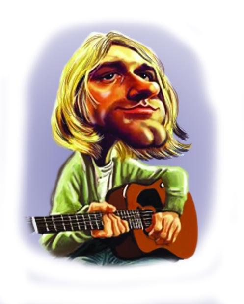Kurt Cobain -11 copy